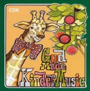 God Made KinderMusic CD