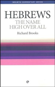 Hebrews: The Name High Over All (Welwyn Commentary Series)