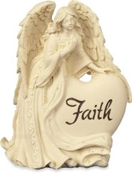Angel-to-Go, Faith, Medium, Gift Bagged