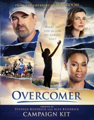 Overcomer DVD Church Campaign Kit