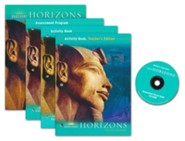 Harcourt Horizons Grade 6 Homeschool Package with Parent Guide CD-ROM