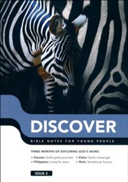 Discover: Book 2, Bible Notes for Young People