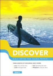 Discover: Book 3, Bible Notes for Young People