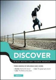 Discover: Book 5, Bible Notes for Young People