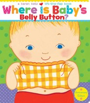 Where Is Baby's Belly Button?: Anniversary Edition/Lap Edition  -     By: Karen Katz
