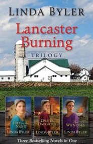 Lancaster Burning Trilogy, 3 Volumes in 1