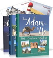 From Adam to Us--Curriculum Package