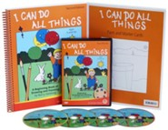 I Can Do All Things Set with DVDs (2nd Edition)