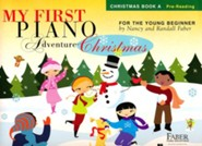 My First Piano Adventure-Christmas A