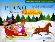 My First Piano Adventure-Christmas B
