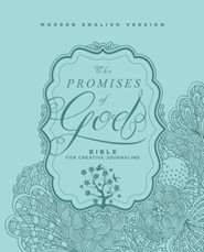 The Promises of God Bible for Creative Journaling,  Imitation Leather