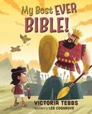 My Best Ever Bible  -     By: Victoria Tebbs