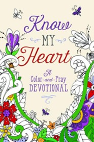 Know My Heart  -     By: Susan Jones