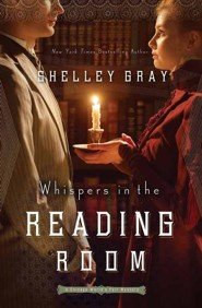 Whispers in the Reading Room, Large Print