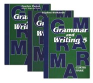 Hake's Grammar & Writing Gr 5