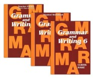 Hake's Grammar & Writing Gr 6