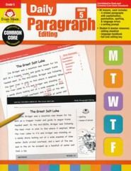 Daily Paragraph Editing
