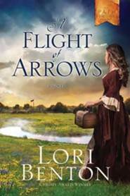 A Flight of Arrows, Large Print