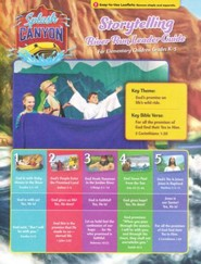 Splash Canyon: River Run Storytelling Guide CD
