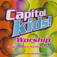Capitol Kids! Worship, Listening CD