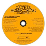 Ready to Sing: Gaither Homecoming Favorites, Split-Track Accompaniment