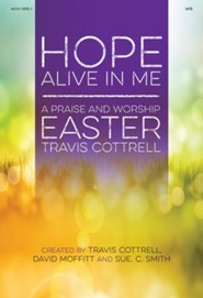 Hope Alive In Me, Listening CD