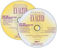 Honored, Glorified, Exalted (Split-Track Accompaniment CD)