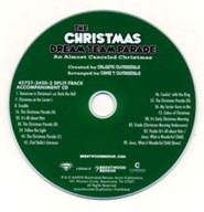 The Christmas Dream Team Parade: An Almost Cancelled Christmas (Split-Track Accompaniment)