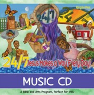 24/7 VBS: Complete Music CD