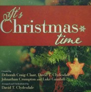 It's Christmas Time, Listening CD