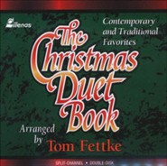 Christmas Duet Book, Split-Channel 2-CD Set