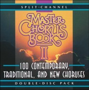 Master Chorus Book II, Split-Channel 2-CD Set