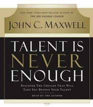 Talent is Never Enough [Download]