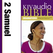 KJV Audio Bible, Dramatized: 2 Samuel Audiobook  [Download] -     By: Zondervan