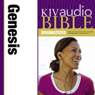 KJV Audio Bible, Dramatized: Genesis Audiobook [Download]