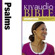 KJV Audio Bible, Dramatized: Psalms Audiobook  [Download] -     By: Zondervan