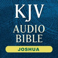 Hendrickson KJV Audio Bible: Joshua (Voice Only) [Download]