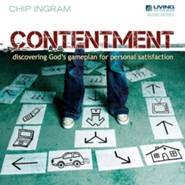 Contentment: Discovering God's Game Plan for Personal Satisfaction - Unabridged Audiobook [Download]