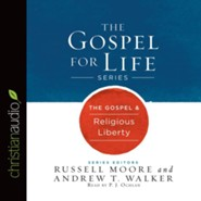 The Gospel & Religious Liberty - Unabridged edition Audiobook [Download]