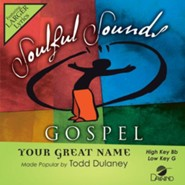 Your Great Name [Music Download]