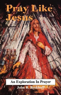 Pray Like Jesus  -     By: John R. Brokhoff
