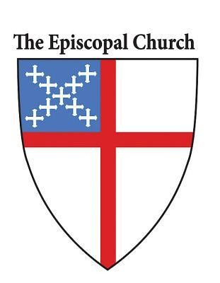 Episcopal Decal: Static-Cling Vinyl Pack of 25    -