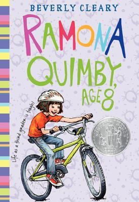 Ramona Quimby, Age 8, Repackaged  -     By: Beverly Cleary, Jacqueline Rogers