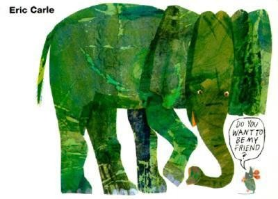 Do You Want to Be My Friend? Board Book  -     By: Eric Carle     Illustrated By: Eric Carle
