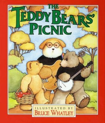 The Teddy Bears' Picnic Board Book  -     By: Bruce Whatley, Jerry Garcia, David Grisman