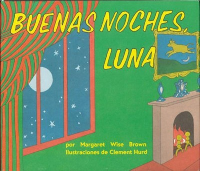 Goodnight Moon Board Book (Spanish Edition): Buenas Noches, Luna  -     By: Margaret Wise Brown     Illustrated By: Clement Hurd
