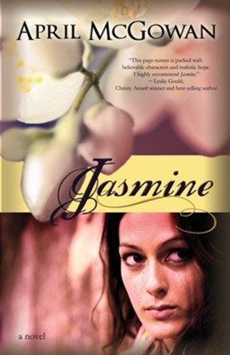 Jasmine  -     By: April McGowan