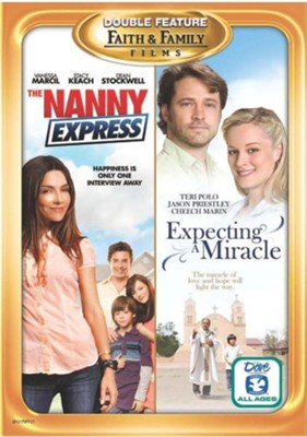 The Nanny Express/Expecting A Miracle, Double Feature DVD   -