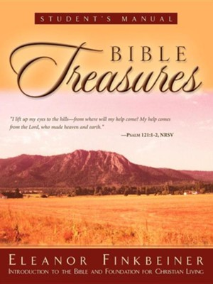 Bible Treasures Student's Manual  -     By: Eleanor Finkbeiner