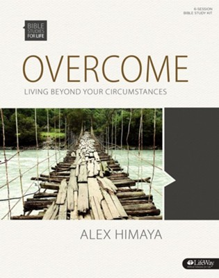 Bible Studies for Life: Overcome, DVD Leader Kit  -     By: Alex Himaya